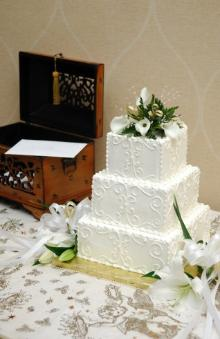 Wedding Cake Storrs Ct